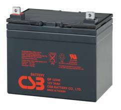 CSB GP12340 12V34AhАккумуляторная батарея CSB GP12340 12V34Ah