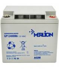 MERLION GP12400M6Аккумуляторная батарея Merlion GP12400M6