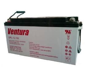 Ventura GPL 12-150Аккумуляторные батареи Ventura GPL 12-150