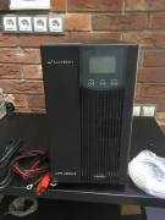 Luxeon UPS-3000LEИсточник бесперебойного питания LUXEON UPS-3000LE