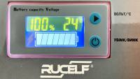 Rucelf LIP-12.8 100Ah BMS 30A/80A DISPLAY