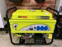 GENPOWER GBG 5500E