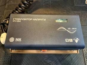 NIK STV-01M