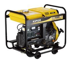 Kipor KDE6500E3Дизельная электростанция KIPOR KDE6500E3