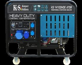 Konner&Sohnen KS 14100 HDE ATSRДизельный генератор Konner&Sohnen KS 14100 HDE ATSR