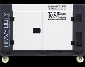 Konner&Sohnen KS 14200 HDE ATSRДизельный генератор Konner&Sohnen KS 14200 HDE ATSR