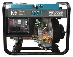 Konner&Sohnen KS 6000 D