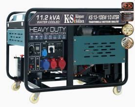 Konner&Sohnen KS 13-1DEW 1/3 ATSRДизельный генератор Könner&Söhnen KS 13-1DEW 1/3 ATSR