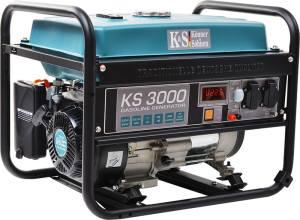 Konner&Sohnen KS 3000Бензиновый генератор Könner&Söhnen KS 3000