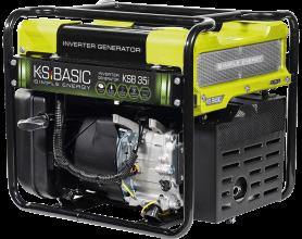 KS BASIC KSB 35iБензиновый генератор Könner&Söhnen KSB 35i