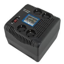 LogicPower LPT-1200RVРелейный однофазный стабилизатор напряжения LogicPower LPT-1200RV