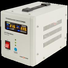 LogicPower LPY-PSW-800Va+ whiteИсточники бесперебойного питания LogicPower LPY-PSW-800Va+ white