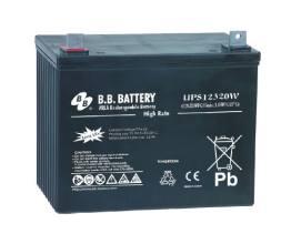 B.B. Battery MPL80-12/B5Аккумуляторная батарея B.B. Battery MPL80-12/B5