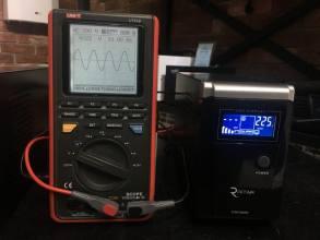 RITAR RTSW-1500 LCD 24V