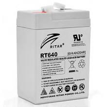 RITAR RT640Аккумуляторная батарея RITAR RT640