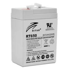 RITAR RT650Аккумуляторная батарея RITAR RT650