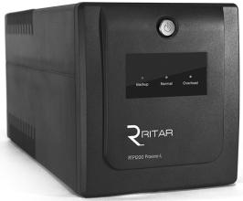 RITAR RTP1200LИсточник бесперебойного питания RITAR RTP1200L