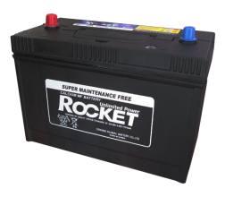Rocket 6СТ-120 USA SMF 31-1000S L+