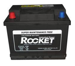 Rocket 6СТ-60 SMF 56031 L+