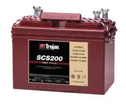 TROJAN SCS200Аккумуляторная батарея Trojan SCS200