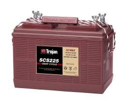 TROJAN SCS225Аккумуляторная батарея Trojan SCS225