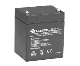 B.B. Battery SH4.5-12Аккумуляторная батарея B.B. Battery SH4.5-12