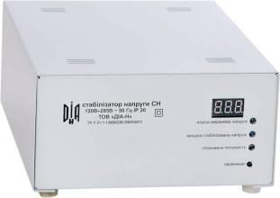 ДИА-Н СН-2000Однофазный стабилизатор напряжения ДИА-Н СН-2000