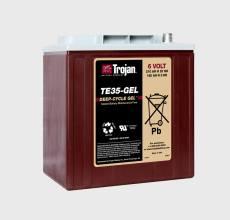 TROJAN TE35-GELАккумуляторная батарея Trojan TE35-GEL