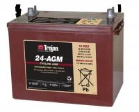 TROJAN 24-AGMАккумуляторная батарея Trojan 24-AGM