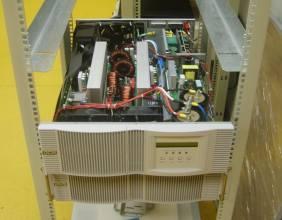 PowerCom VGD-10K RM Chain (6U)