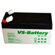 VS-battery VS GP12-1,3