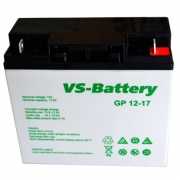 VS-battery VS GP12-17