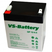 VS-battery VS GP12-4,5