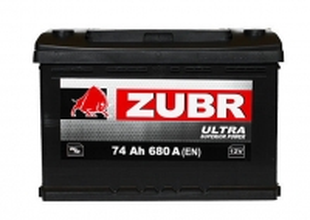 Zubr 6СТ-74 680А ULTRA L+