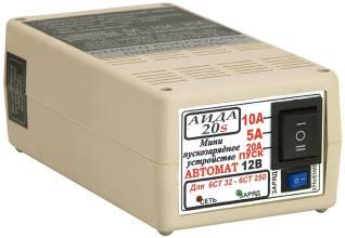 АИДА 20S гель/кислотныйЗарядное устройство АИДА 20S гель/кислотный