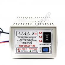 АИДА 8S гель/кислотныйЗарядное устройство АИДА 8S гель/кислотный