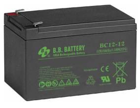 B.B. Battery BС 12-12