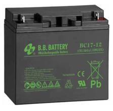 B.B. Battery BС 17-12