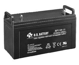 B.B. Battery BP120-12/B4