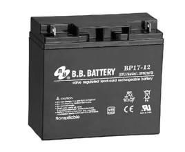 B.B. Battery BP17-12/B1