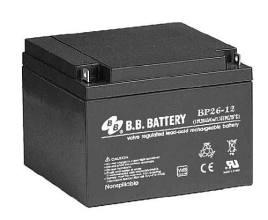 B.B. Battery BP26-12/B1