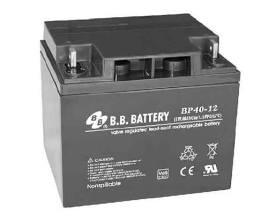B.B. Battery BP40-12/B2