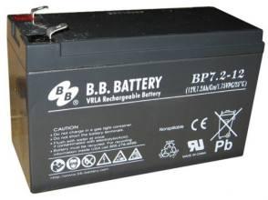 B.B. Battery BP7.2-12/T2