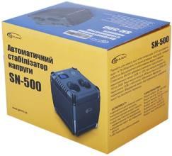 GEMIX SN-500Стабилизатор напряжения Gemix SN-500