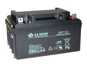 B.B. Battery HR75-12/B2Аккумуляторная батарея B.B. Battery HR75-12/B2