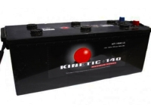 Kinetic 6СТ-140 680А M2 R+