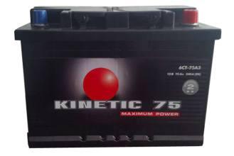 Kinetic 6СТ-100 680А M2 L+