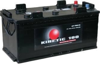 Kinetic 6СТ-190 950А M2 R+