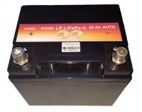 LogicPower LP LiFePo-4 12V-50 Ah AUTO noBMS
