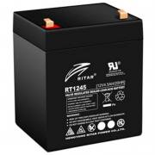 RITAR RT1245BАккумуляторная батарея RITAR RT1245B